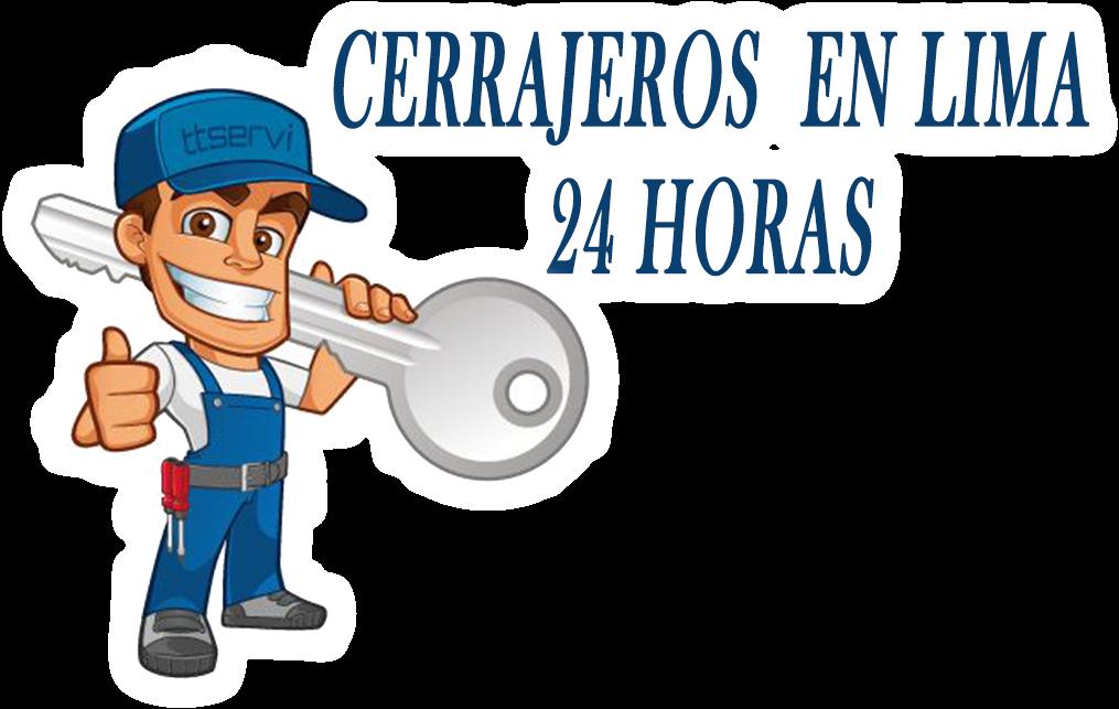 Cerrajeros 24 Horas en Lima